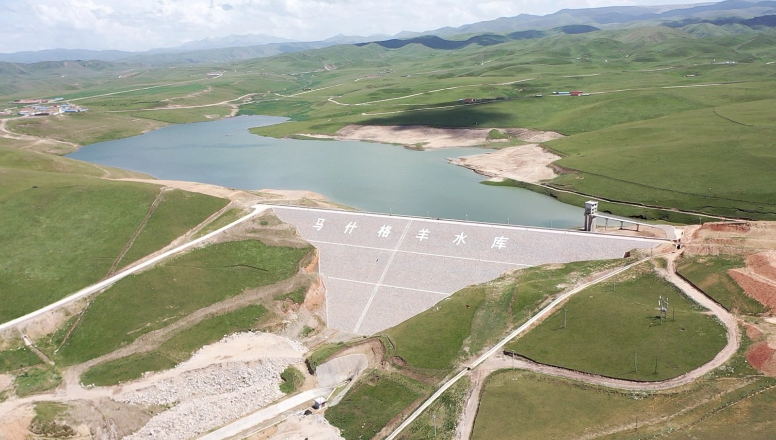 青海省贵德县开展水利扶贫 解决8.52万人饮水安全问题