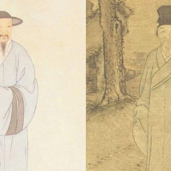 """赵孟頫和董其昌的""""明争暗斗"""""""