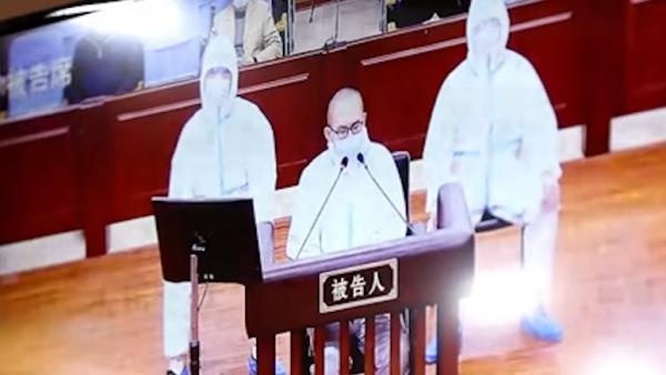 吴谢宇案庭审视频披露