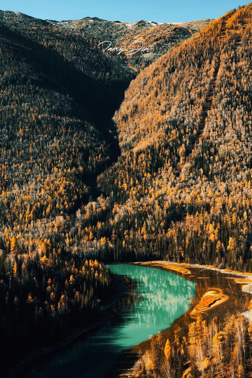 这个秋天 去北疆