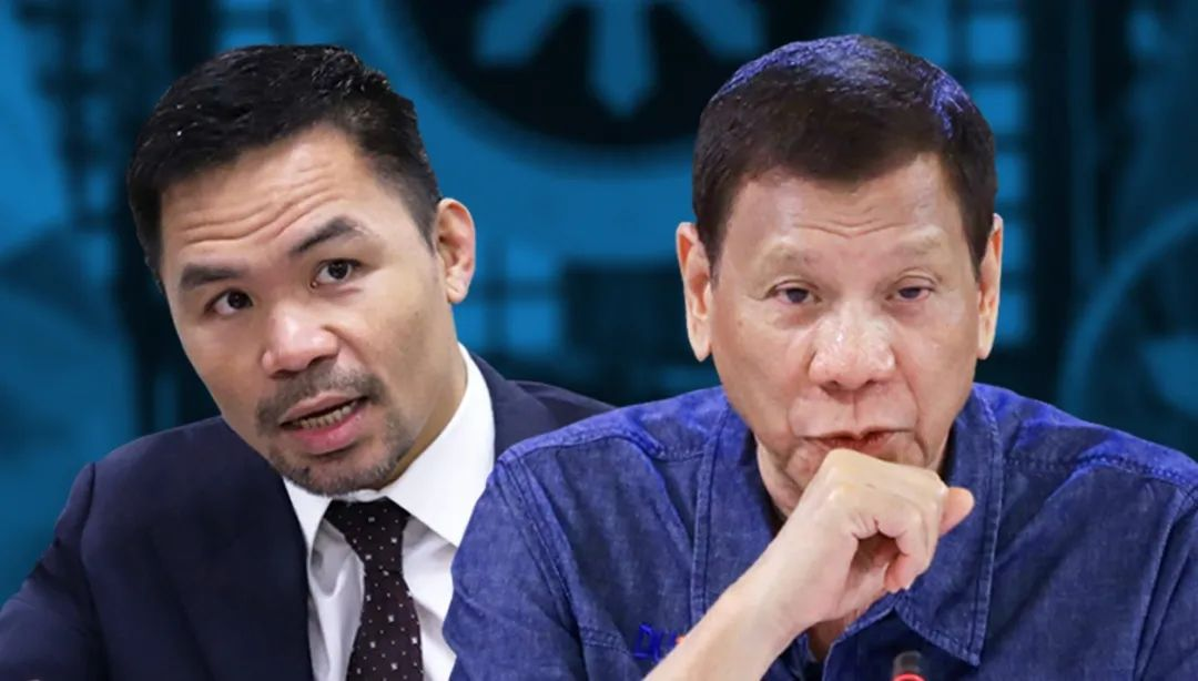 菲律宾拳王,正把拳头挥向中国?