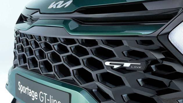 【原创】全新起亚SPORTAGE GT-line官图发布 颜值巅峰又回来了