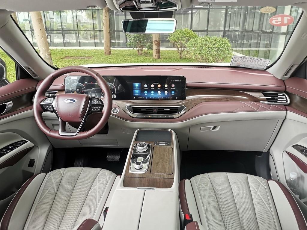 将推出2+2+3布局 福特领裕新车型将于9月上市