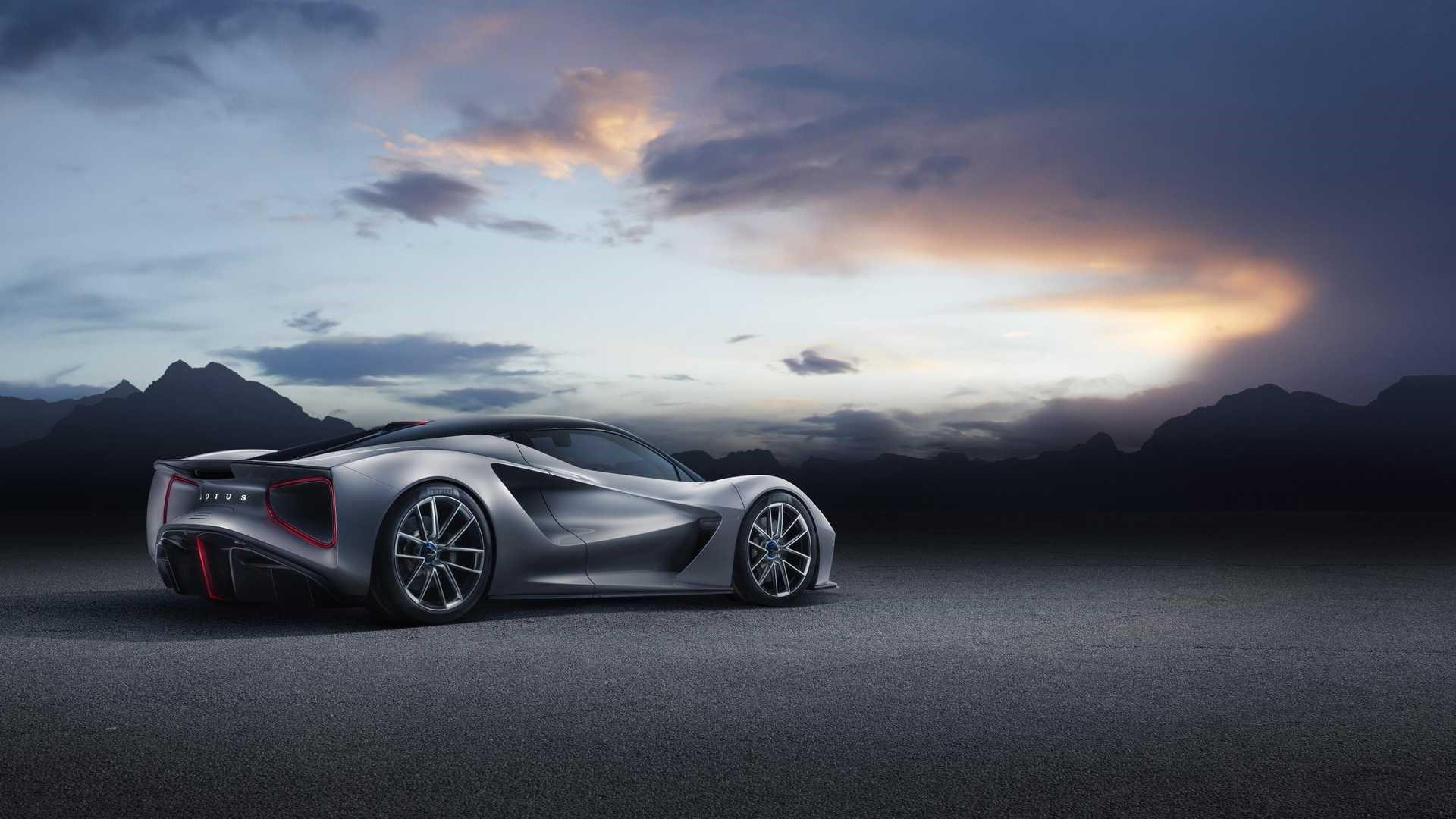 再见燃油车 路特斯计划未来五年推四款纯电动车型