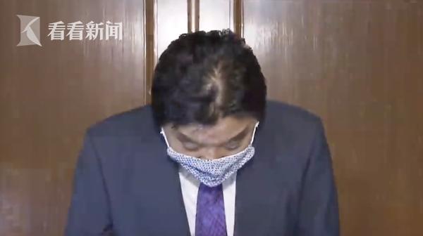 """日本疫情加剧 """"咬金牌""""的名古屋市长确诊了"""