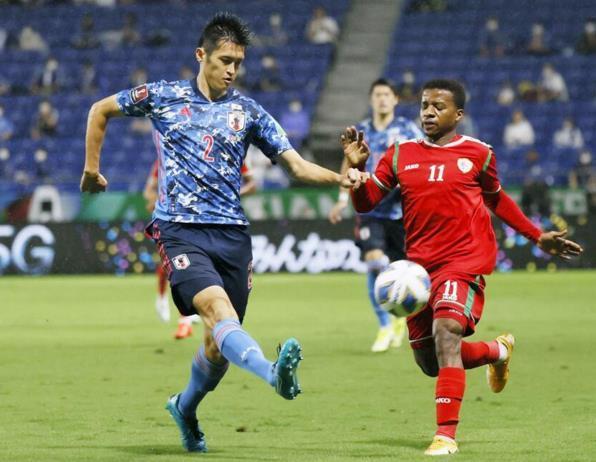 12强赛B组率先爆冷 日本队0比1输给阿曼队
