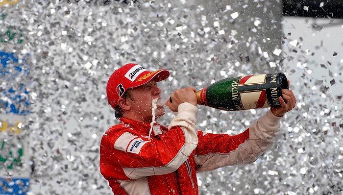 世界冠军莱科宁宣布退役,F1的黄金时代正在远去