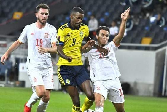 世预赛欧洲区简评:西班牙输给瑞典,锋无力继续!<a href=