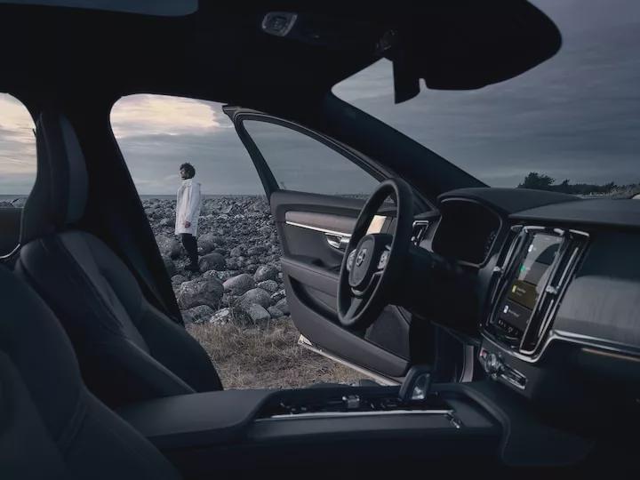 沃尔沃V90 Cross Country焕新上市,44.79万元起售