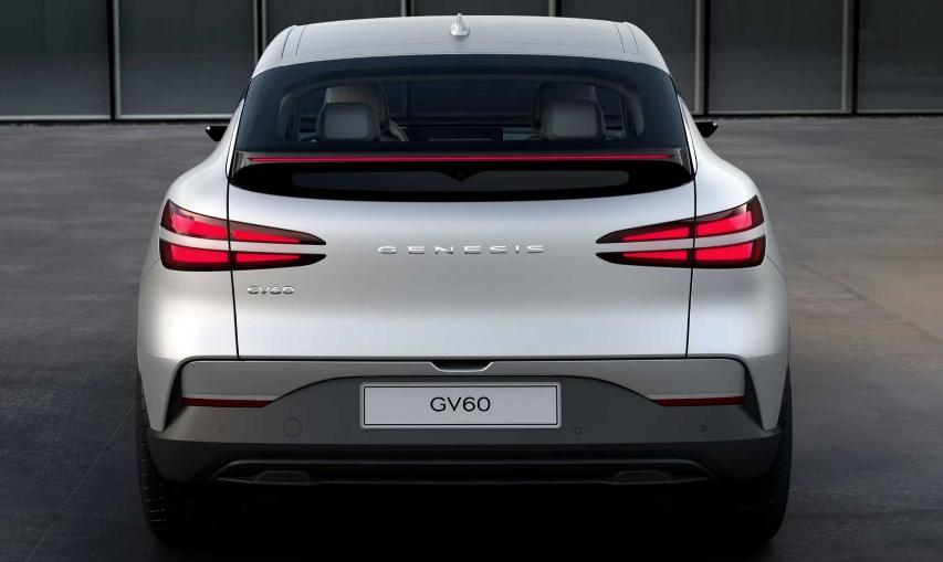 捷尼赛思首款SUV GV60,将搭载无限充电技术