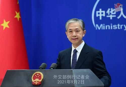 外交部:5G发展坚持融合共创 欢迎各国企业参与中国5G建设