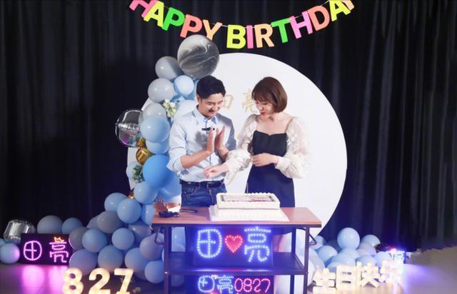 叶一茜晒全家福庆37岁生日,与田亮亲密拥吻,森碟身高快超过妈妈