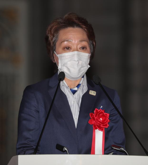 桥本圣子总结东京奥运会和残奥会:成败由历史评说