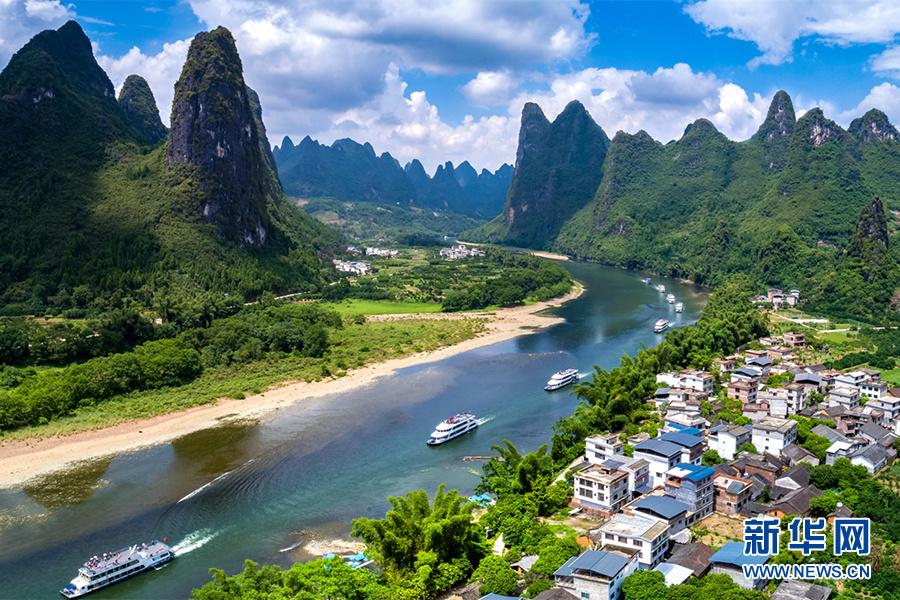 广西桂林多个著名景点景区将重新迎客
