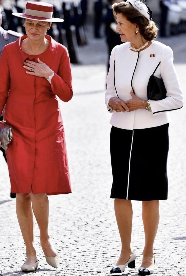 瑞典王室接待<a href=