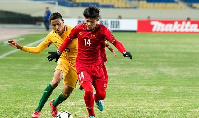 越南足球不可小视,国足想赢球得学澳大利亚