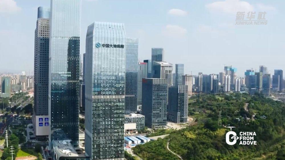 瞰中国|南宁:中国—东盟博览会永久举办地