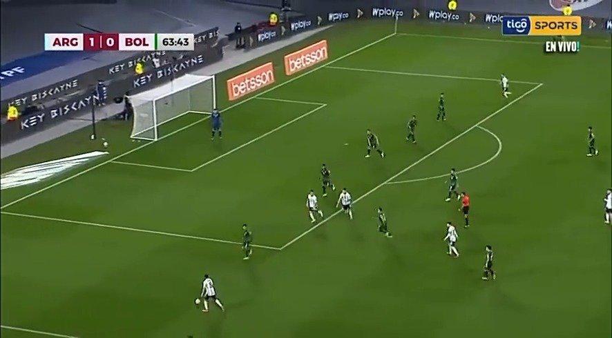 GOAT!梅西门前轻松破门,打破贝利南美国家队进球纪录