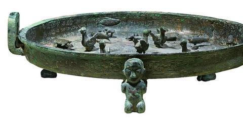 青铜器精品赏析:距今2600多年的精品嫁妆