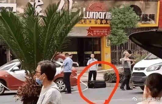 """""""皮箱藏尸案""""出租车司机遭网暴:车牌号被曝光,生活严重受影响"""