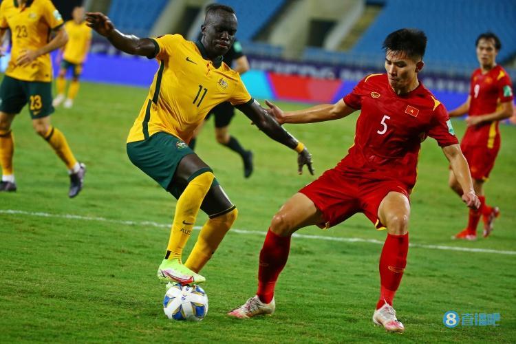 越南足协对越澳之战点球判罚提出异议,被亚足联直接驳回