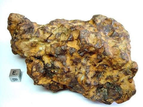 如何认识橄榄陨石