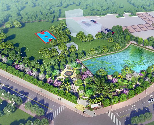 特色精品村发展策略 建科园林景观