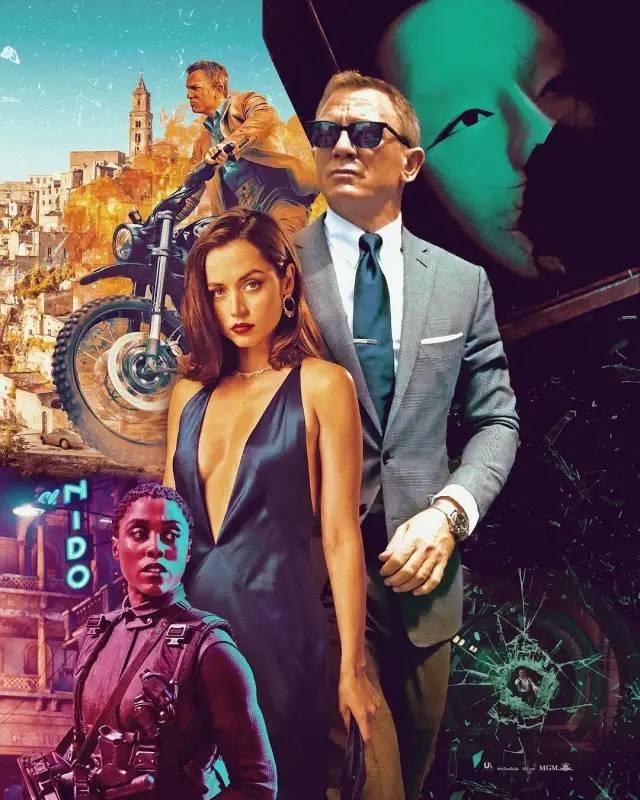 《007:无暇赴死》百度云资源「HD1080p高清中字」