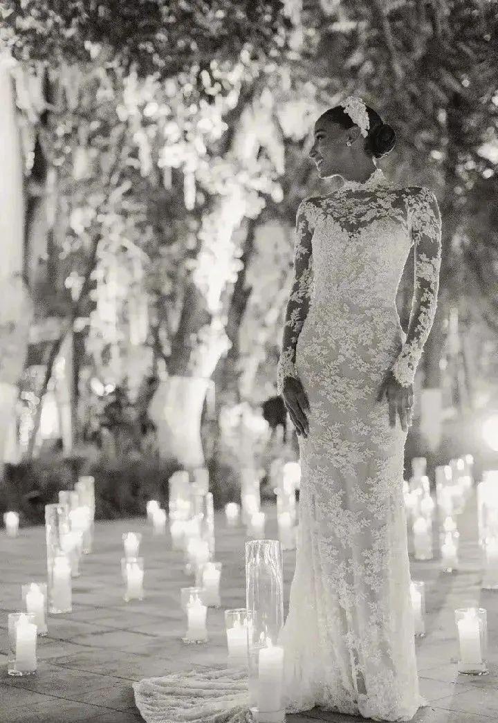 时髦办 | 好久不见的维密天使,好久不见的童话婚礼