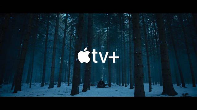 苹果秋季发布会上 展示的 Apple TV+……