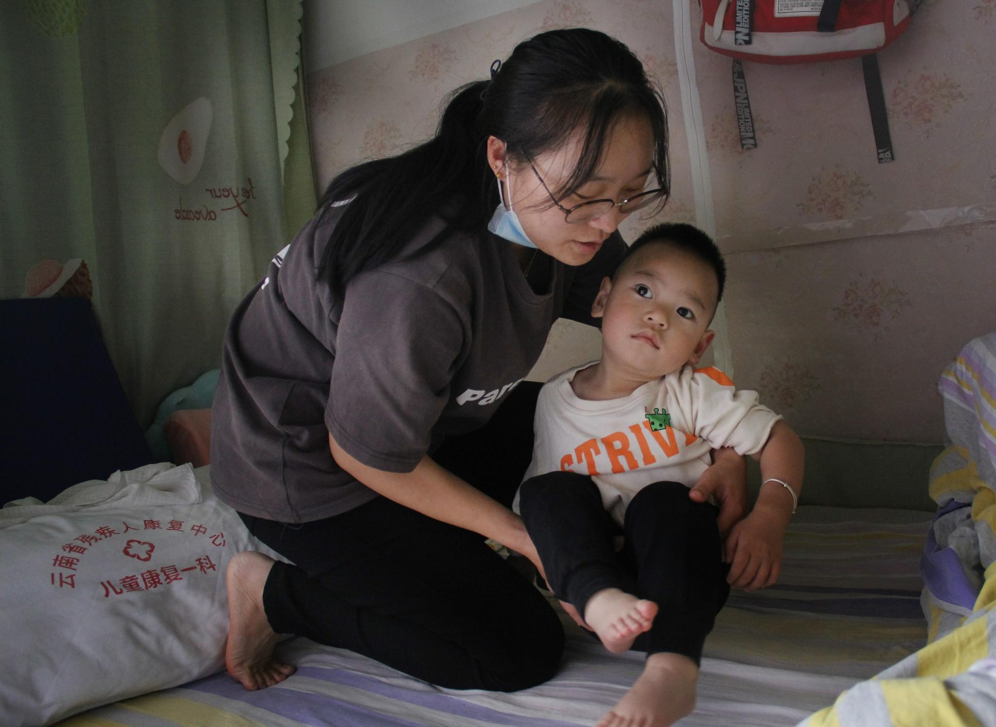 男婴出生后哭闹不止,妈妈没放在心上,直到半岁才发现已酿下悲剧