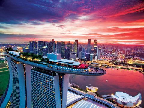 在新加坡旅游遇上中秋节,盘点适合赏月的好去处