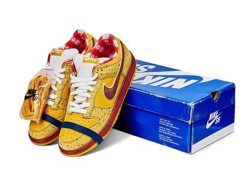 蘇富比亚洲首个球鞋专场  极罕球鞋网拍系列之第二场拍卖