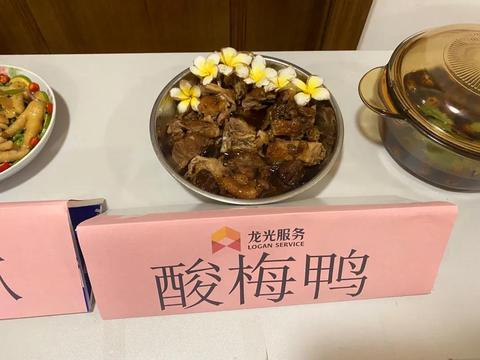 广西龙光社区美食大咖秀,尝遍美好生活