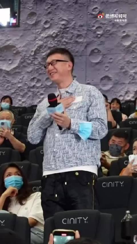 电影 观影后,颜王哽咽落泪。好电影zqsg最动人!