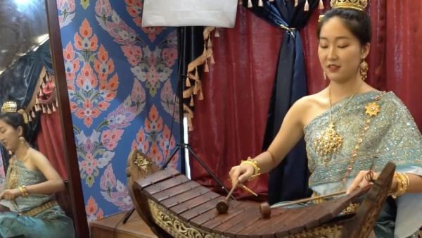 泰国女孩在中国开餐厅