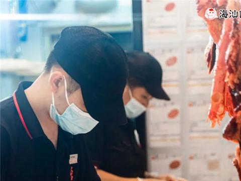 分享海汕记潮汕牛肉火锅加盟店的服务员管理制度