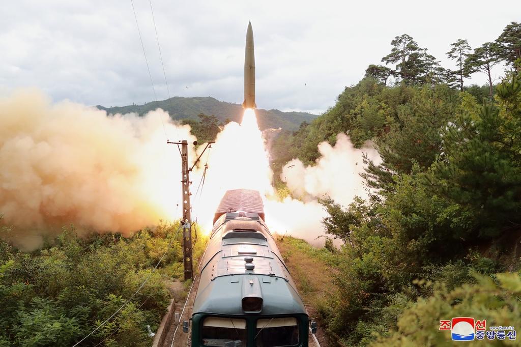 首射铁路机动弹道导弹 对朝鲜有多大的军事意义?