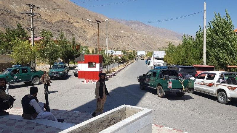 美媒探访阿富汗反塔阵地潘杰希尔:几无抵抗迹象