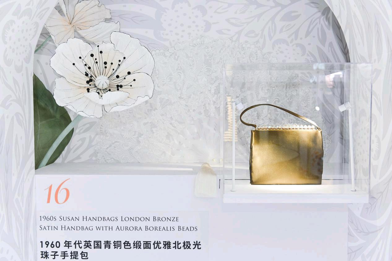 尚嘉中心成上海重点消费新地标 ,优雅亮相百年包袋艺术收藏首展