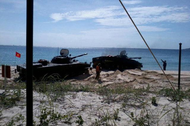 """越南PT-76两栖坦克,征战60多年的""""老兵"""",没钱进行现代化升级"""
