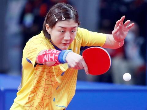 大爆冷!孙颖莎1胜1负出局,女团决赛对阵出炉:奥运冠军仅剩陈梦