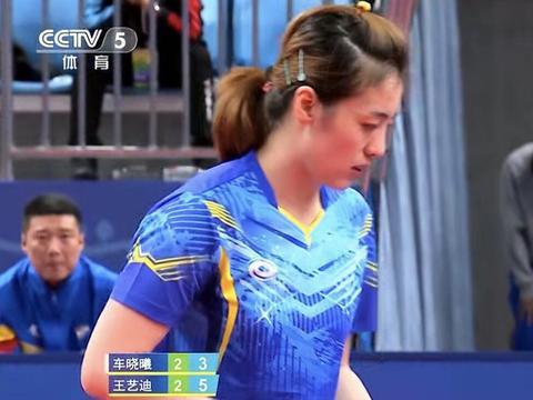 7胜0负+赢3国手!国乒最遗憾奥运冠军出局:陈梦女单冲冠大敌来了