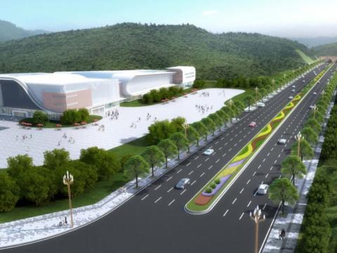 四川南部县火车站片区综合管廊及配套设施工程正式开工