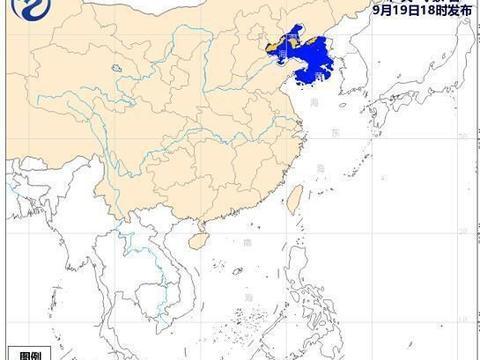 气旋发力!黄渤海海域风渐起!比肩9级热带风暴!多地对流降雨猛