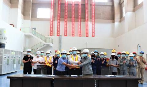老挝南欧江流域全部电站实现发电目标,将开启流域联调联运