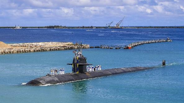 """美英澳潜艇协议惹恼法国 欧盟称须加强""""战略自主"""""""