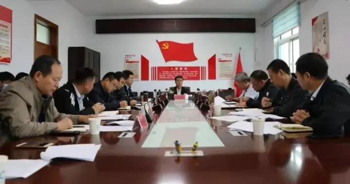 复兴区委书记李少锋、区长李阳现场调研重点项目建设工作