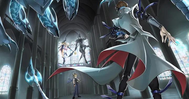 游戏王:龙姬神电子天使的构筑