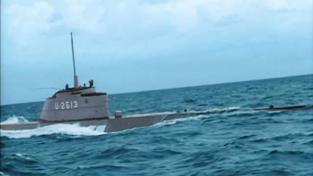 德国U型潜艇,5分钟击败海上霸主,为何突然消失?
